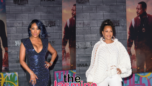 LisaRaye Prepping New Reality Show With Vivica A. Fox: We Won't Be Walking Across Tables & Throwing Glasses