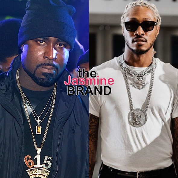 Rapper Young Buck Shared A Jail Cell w/ Future's 17-Year-Old Son