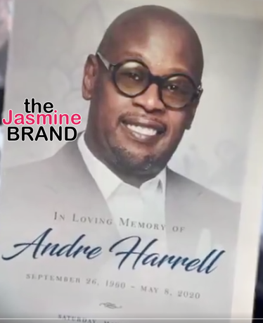 Andre Harrell Laid To Rest In New Jersey [VIDEO]