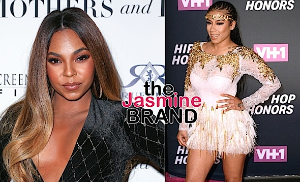 Ashanti Is Open To Battling Keyshia Cole: If They Want To See It, I Ain't Mad At It!