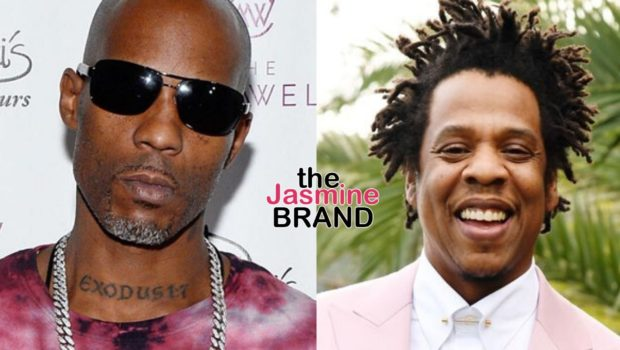 DMX Wants To Go Hit For Hit w/ Jay-Z In A Verzuz Battle