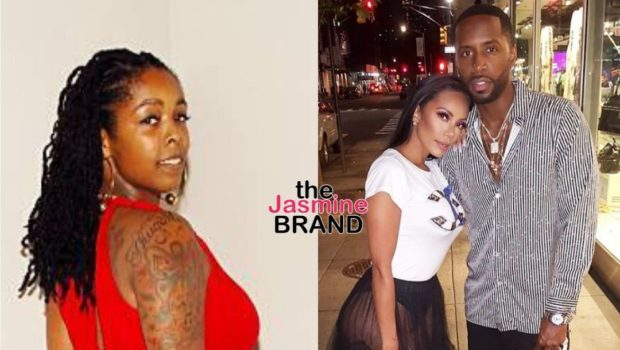 Rapper Khia Slams Erica Mena & Safaree Samuels For Being Married w/ OnlyFans Accounts: They So Broke They Setting Up Accounts For Food & Water!