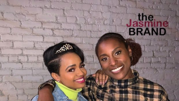 Issa Rae To Kyla Pratt: I Wouldn't Be Here If It Wasn't For You