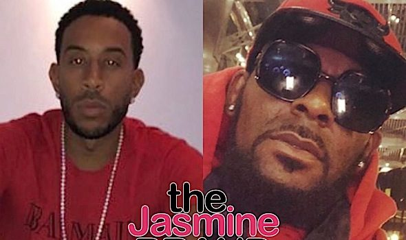 """Ludacris Faces Backlash For Rapping """"I Love R.Kelly But Around My Daughter's I'm Not Comfortable"""" On New Track"""