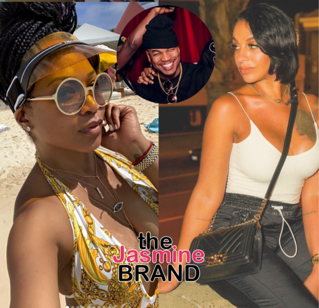 Neyo's Wife Crystal Smith & Monyetta Shaw Explain How Long It Took For Them To Get Along