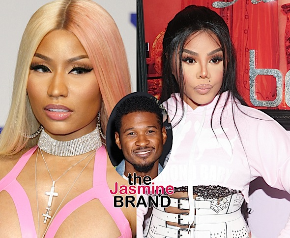 Nicki Minaj Is A Product Of Lil Kim, According To Usher