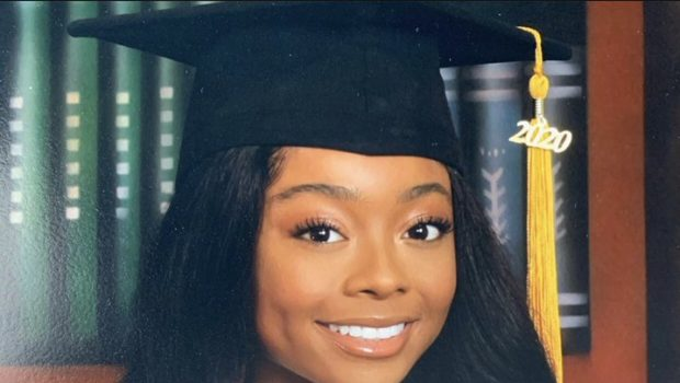 Actress Skai Jackson Is Officially A High School Graduate!