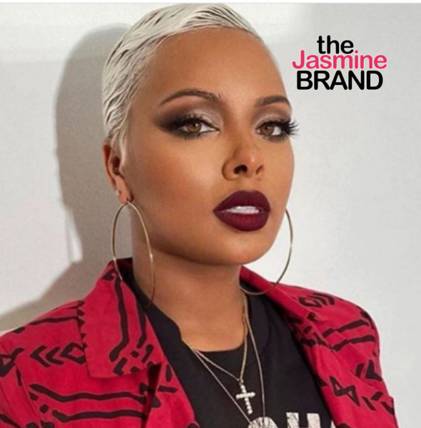 EXCLUSIVE: Eva Marcille Will Not Return To Real Housewives Of Atlanta – I'm Thankful For The Opportunity
