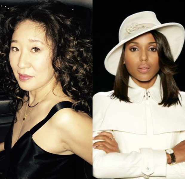 "Sandra Oh Wanted To Play Olivia Pope On ""Scandal"""