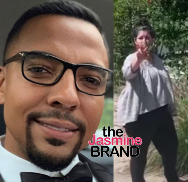 Actor Christian Keyes Says White Woman Harassed Him For Not Wearing Face Mask Outside [VIDEO]
