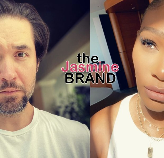 Serena Williams' Husband Alexis Ohanian Jr. Resigns From Reddit's Board, So He Can Be Replaced By Black Candidate