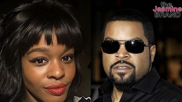 Azealia Banks Begs Ice Cube To Vouch For Her In Missing Royalties Battle W/ Her Former Label Head