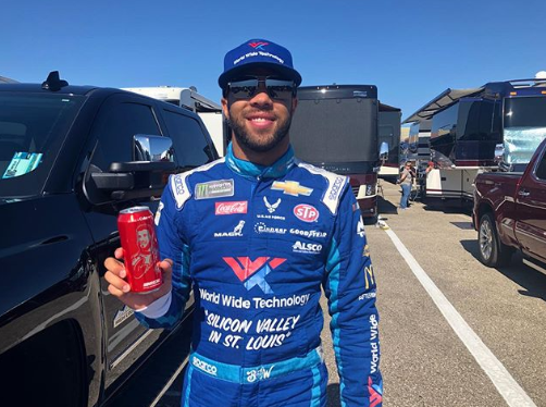 NASCAR's Bubba Wallace Speaks Out On Resuming Races Amid Sports Boycotts: We Will Continue To Stand For Victims Of Police Brutality
