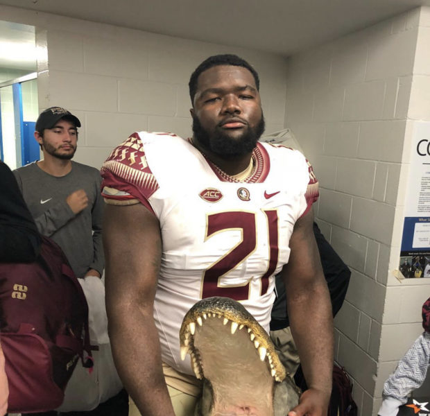 Florida State's Defensive Player Marvin Wilson Disputes Head Coach's Claim That He Reached Out To Team About George Floyd's Death: Me & My Teammates As A Whole Are Outraged