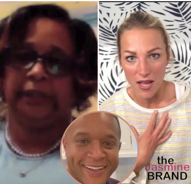 Wife Of Black Anchor Craig Melvin Has Uncomfortable Conversation About Race W/ Mother-In-Law