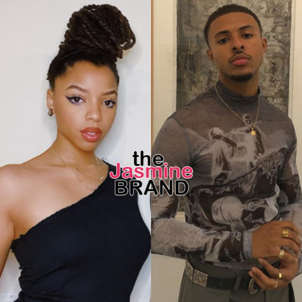 Chloe Bailey – Fans Are Convinced She Addressed Rumored Romance W/ Diggy Simmons, Possibly Hints That He Has A Baby On The Way