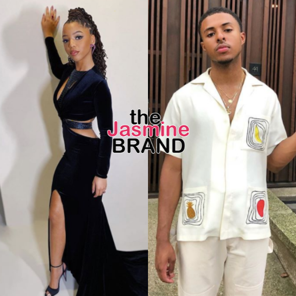 Singer Chloe Bailey Addresses Rumors 'Busy Boy' Is About Diggy Simmons: We Put Our Experiences In Our Music