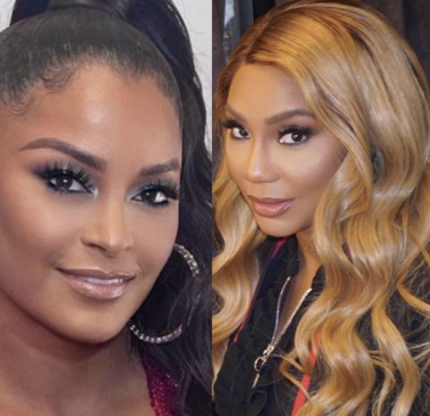 Claudia Jordan & Tamar Braxton End Years-Long Feud