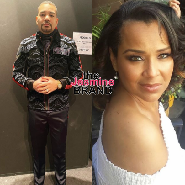 LisaRaye McCoy & DJ Envy Turned Down Invites To Star On 'Real Housewives': You're Not Gonna Create Tension In My Household