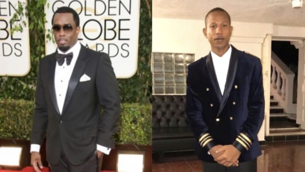 """Diddy Congratulates Former Bad Boys Rapper Shyne On Running For Political Office: """"I'm So Proud Of My Brother!"""""""