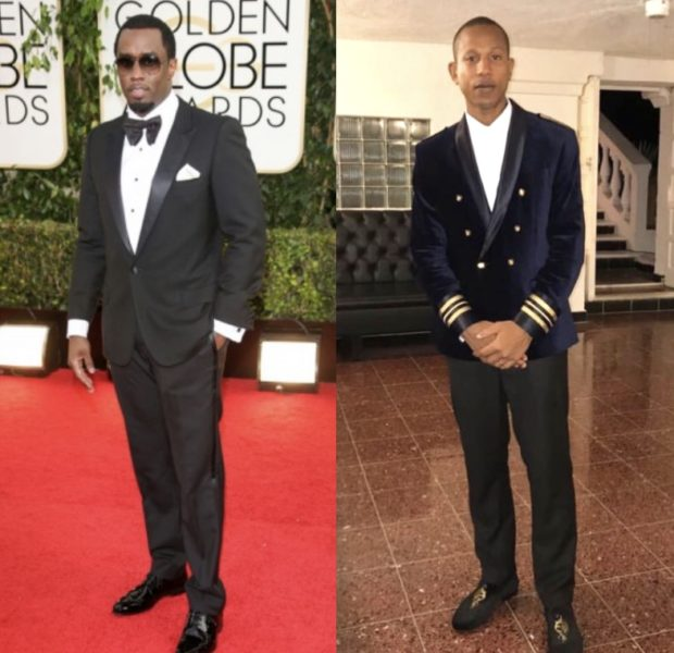 "Diddy Congratulates Former Bad Boys Rapper Shyne On Running For Political Office: ""I'm So Proud Of My Brother!"""