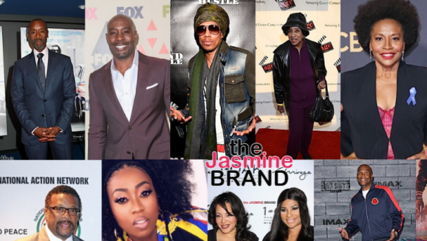 Hollywood Walk Of Fame Class Of 2021 Announced: Don Cheadle, Morris Chestnut, Nick Cannon, Marla Gibbs, Jenifer Lewis & More Are Getting Their Star!