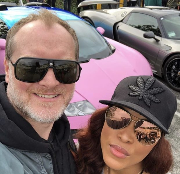 Eve Says She No Longer Thinks About Race After Marrying Her White Husband Maximillion Cooper