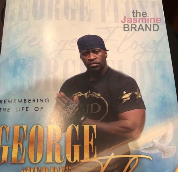 George Floyd Laid To Rest In Houston [VIDEO]