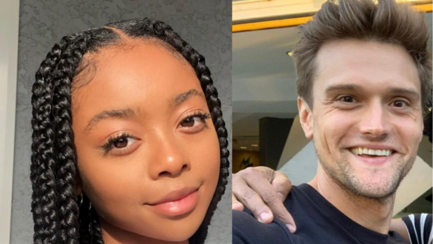 'The Flash' Actor Hartley Sawyer Fired After Skai Jackson Exposes Racist & Sexist Tweets