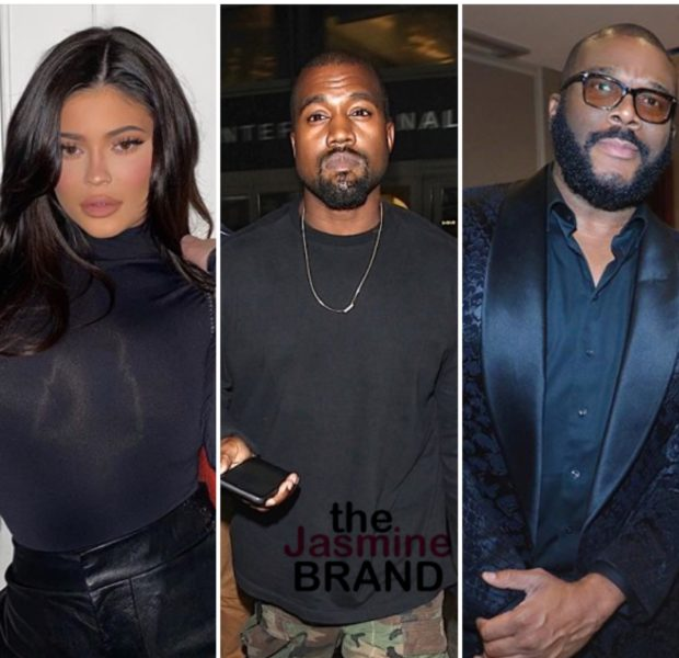 Worlds Highest Paid Celebs: Kylie Jenner #1, Kanye West #2 & Tyler Perry #6, See Who Else Made The List!