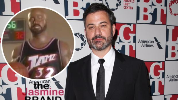 Jimmy Kimmel Apologizes For Blackface Impression: I Believe That I Have Evolved Over The Last 20 Years