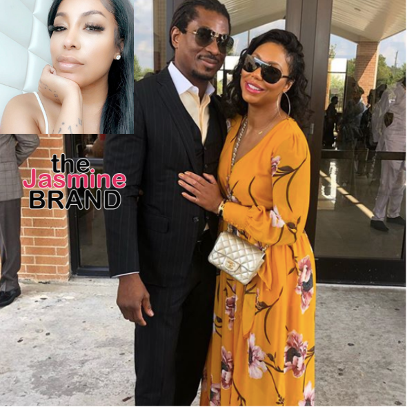 K. Michelle Seemingly Mocks Tamar Braxton's Boyfriend & Reacts To Her Fans Amidst Reignited Feud: Them Muppet Babies Is Mad!