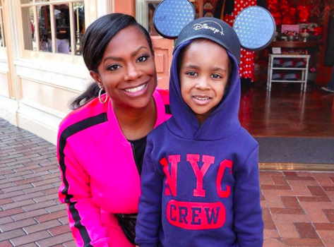 Kandi Burruss Cries As She Talks To Andy Cohen About Talking To Her Son About Police: That's Not Something You Have To Think About