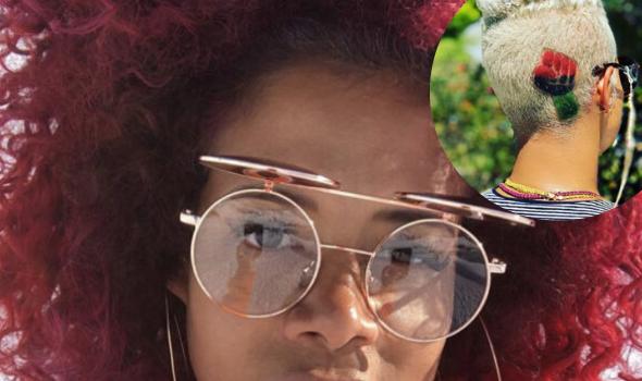 Kelis Shows Off New Haircut In Honor Of Black Empowerment