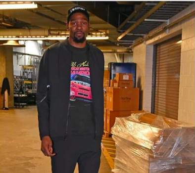 Kevin Durant Buys Stake in Philadelphia's Pro Soccer Team