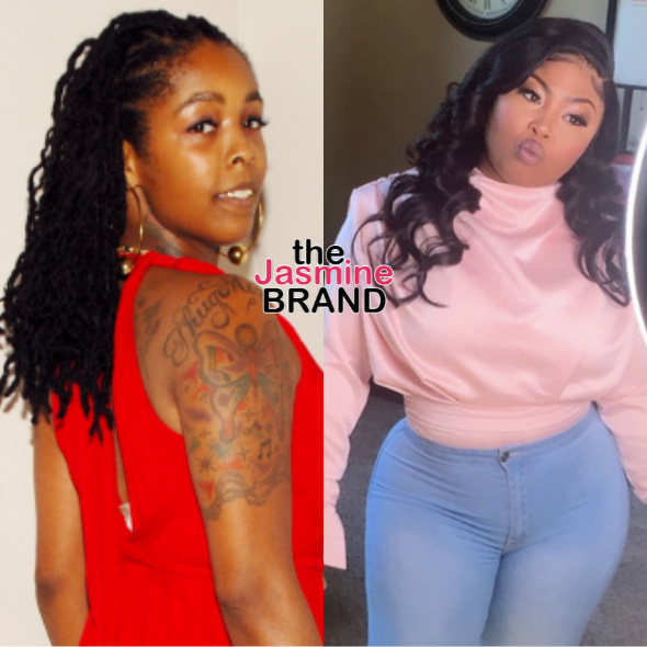 Khia Tells 'Wobbly' Shekinah 'Cancel Your Life' Amid Her Gucci Comments, Shekinah Reacts