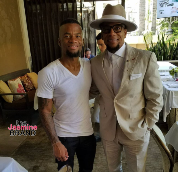 D.L. Hughley's Son Tests Positive For COVID-19 Days After Comedian: I'd Be Lying If I Said I Was Shocked