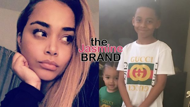 Lauren London Is Teaching Her Young Sons How To Act When Pulled Over By A Cop