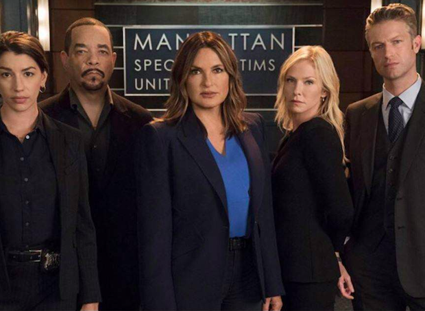 'Law & Order: SVU' Episodes To Cover COVID-19 & George Floyd Death