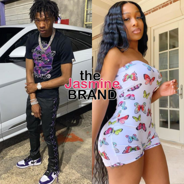 Lil Baby's Baby Mama Jayda Cheaves Hires A Band, Chef & Masseuse For Father's Day! [WATCH]
