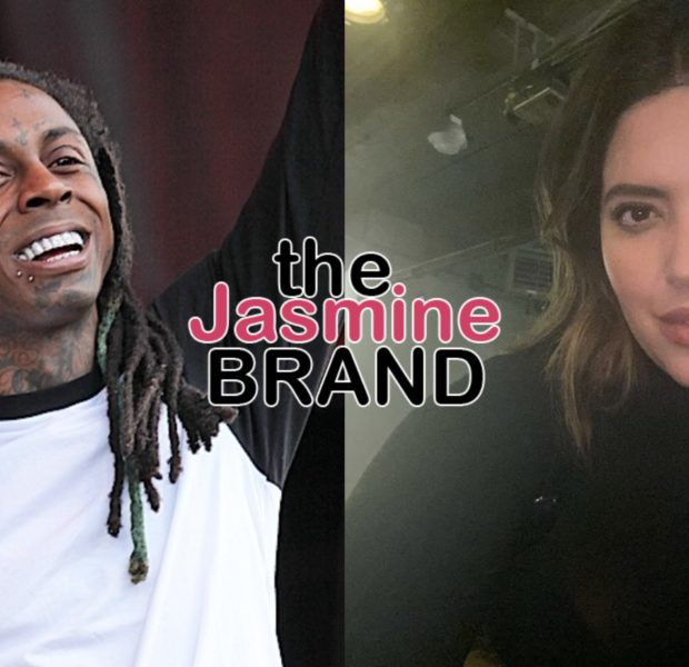 Lil Wayne Is Allegedly Dating Plus-Size Model Denise Bidot