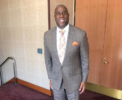 """Magic Johnson """"Last Dance"""" Style Documentary In The Works"""