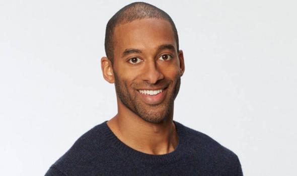 Matt James Says He Feels A 'Load Of Responsibility' As ABC's 1st Black 'Bachelor'