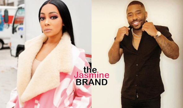 Monica & Her Sons' Father Rocko Have Each Other Blocked On Social Media