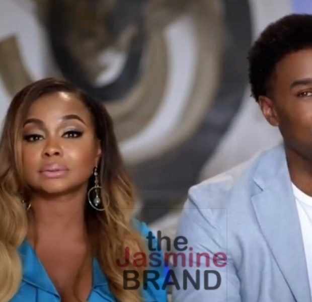 Phaedra Parks Needs Boyfriend Medina To Man Up, He Says Their Biggest Problem Is Intimacy: No Sex, Blue Balls!