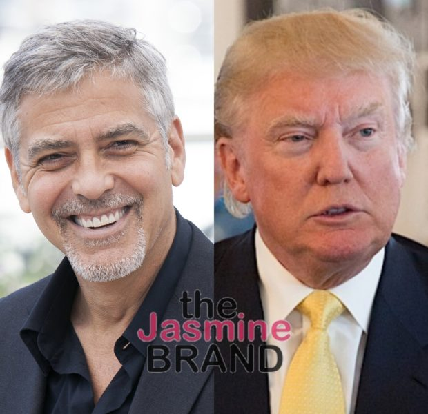 George Clooney Mocks Donald Trump's Claim He Made Juneteenth Famous, Donates $500K To Equal Justice Initiative