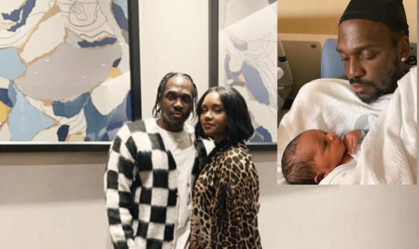Pusha T & His Wife Virginia Williams Weclome Their 1st Child Together!