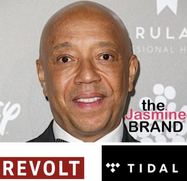 Tidal & Revolt Pull Russell Simmons Podcast Episode Amid Sexual Assault Allegations