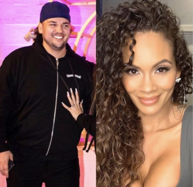 Evelyn Lozada Caught Flirting W/ Rob Kardashian Amid Dramatic Weight Loss
