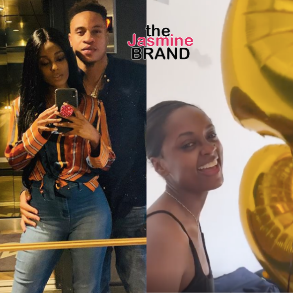 'Power' Actor Rotimi Sweetly Surprises Girlfriend Vanessa Mdee for Her 32nd Birthday